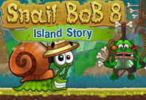 Snail Bob 8 - Cast Away