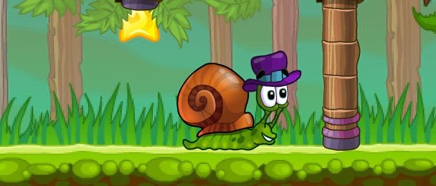 snail bob space 5