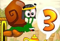 Snail Bob 3 - Egypt
