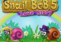 Snail Bob 5 - Love story